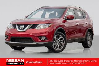 Used 2015 Nissan Rogue Sl Awd Navigation for sale in Montréal, QC