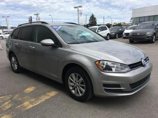 Used 2015 Volkswagen Golf Sportwagon 1.8t for sale in Gatineau, QC