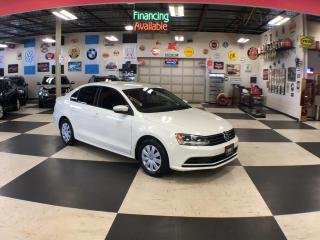 Used 2016 Volkswagen Jetta Sedan 1.4 TSI TRENDLINE AUT0 A/C BACKUP CAMERA for sale in North York, ON