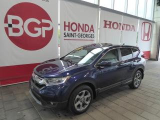 Used 2017 Honda CR-V EX for sale in St-Georges, QC