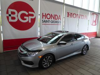 Used 2016 Honda Civic EX for sale in St-Georges, QC