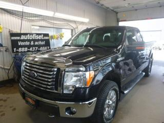 Used 2011 Ford F-150 XTR XLT for sale in St-Raymond, QC