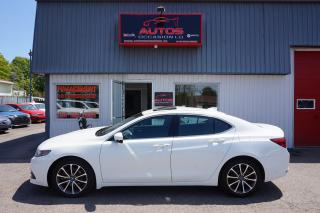 Used 2016 Acura TLX V6 Tech AWD for sale in Lévis, QC