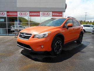 Used 2013 Subaru XV Crosstrek 2.0i 5 portes manuelle avec groupe touri for sale in Val-David, QC