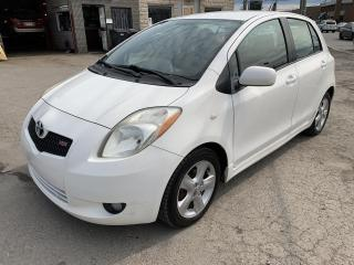 Used 2006 Toyota Yaris Hayon 5 portes RS Boîte automatique for sale in Montréal-Nord, QC
