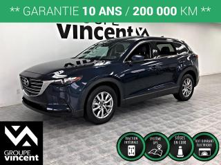 Used 2017 Mazda CX-9 GS-L GPS-CUIR-TOIT AWD ** GARANTIE 10 ANS ** Pour toute la famille! for sale in Shawinigan, QC