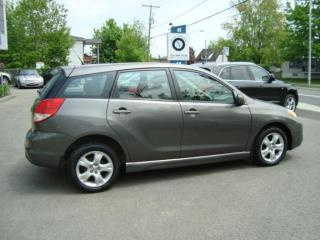 Used 2005 Toyota Matrix AWD XR for sale in Ste-Thérèse, QC