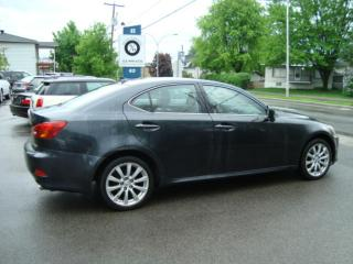 Used 2007 Lexus IS 250 AWD Premium Package for sale in Ste-Thérèse, QC