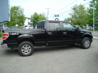 Used 2009 Ford F-150 XLT Crew Cab 4X4 for sale in Ste-Thérèse, QC