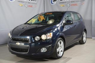 Used 2015 Chevrolet Sonic Lt Sunroof Mag 17 for sale in Montréal, QC