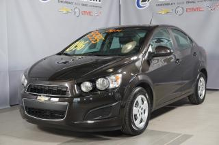 Used 2014 Chevrolet Sonic A/c Bluetooth for sale in Montréal, QC