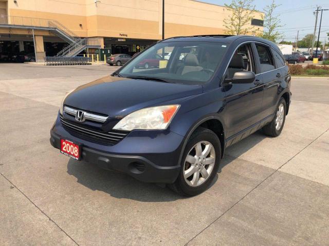 2008 Honda CR-V AWD, Sunroof, Automatic, 3/Y warranty available