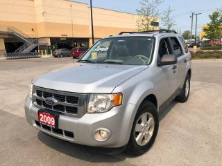 Used 2009 Ford Escape XLT, Auto, 3/Y warranty available for sale in Toronto, ON