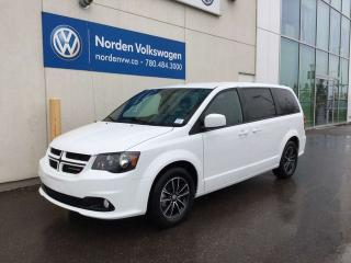 Used 2018 Dodge Grand Caravan GT - LOADED / LEATHER for sale in Edmonton, AB