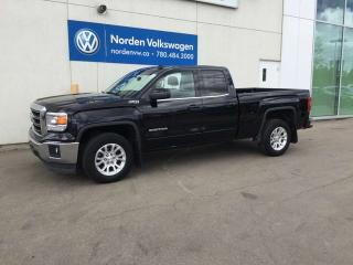 Used 2014 GMC Sierra 1500 SLE 4X4 / DOUBLE CAB for sale in Edmonton, AB