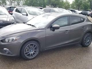 Used 2014 Mazda MAZDA3 GS-SKY; BLUETOOTH, BACKUP CAM, SUNROOF, HEATED SEATS AND MORE for sale in Edmonton, AB