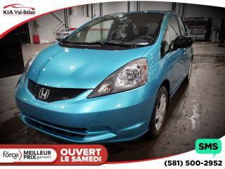 Used 2013 Honda Fit Dx-A Lecteur Cd for sale in Québec, QC
