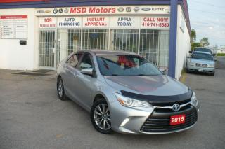 Used 2015 Toyota Camry XLE LEATHER,ROOF,NAVI for sale in Toronto, ON