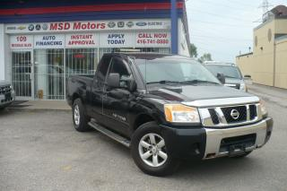 Used 2012 Nissan Titan SV for sale in Toronto, ON