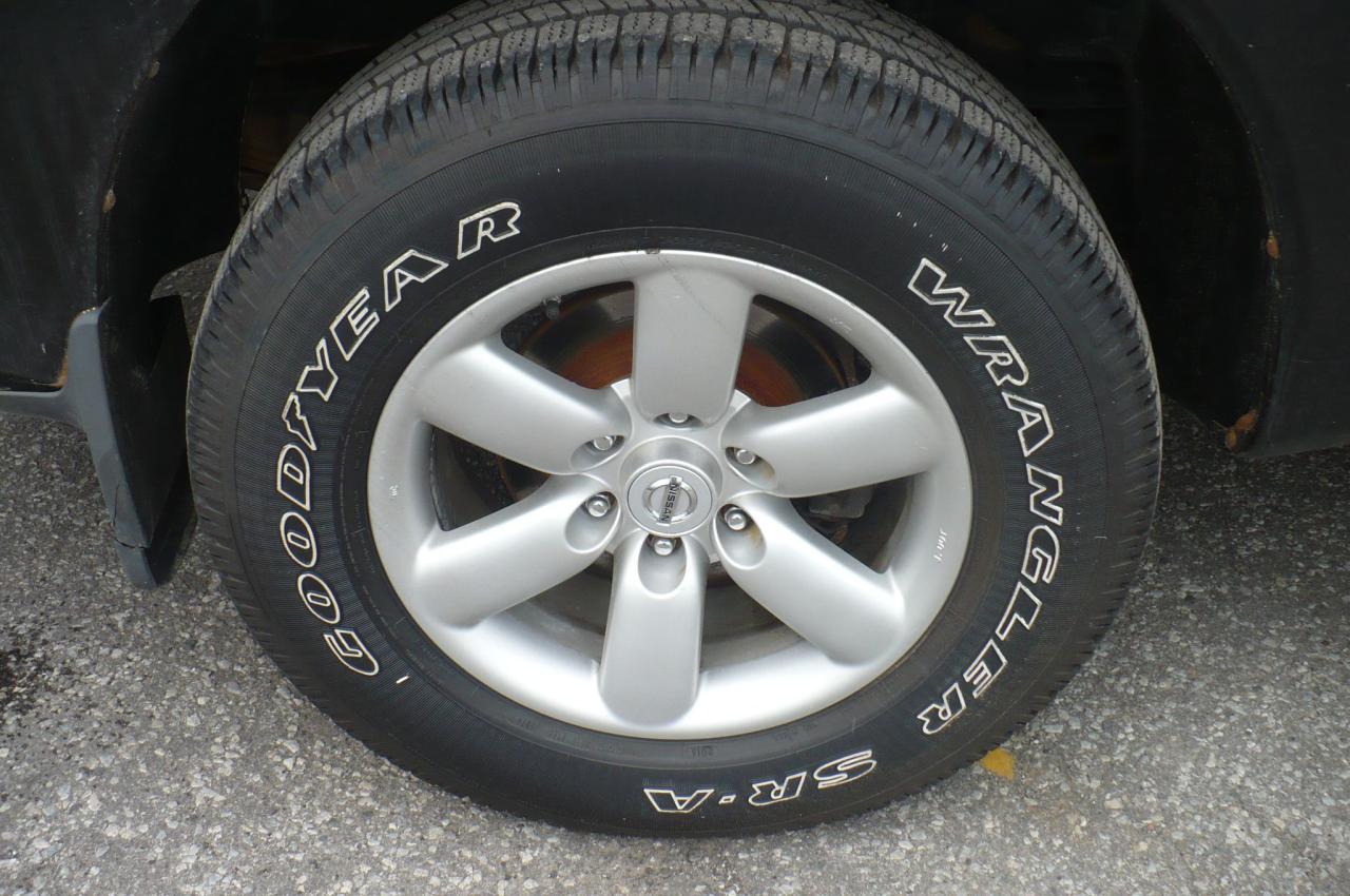 2012 Nissan Titan