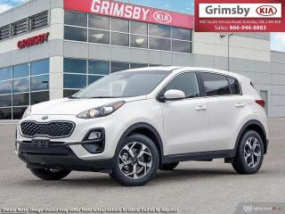 New 2020 Kia Sportage LX FWD for sale in Grimsby, ON