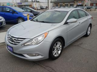 Used 2011 Hyundai Sonata GLS/SUNROOF/EXCELLENT CONDITION/135 KMS!!! for sale in Hamilton, ON