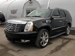 Used 2010 Cadillac Escalade Black for sale in Markham, ON