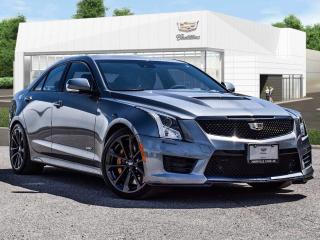 Used 2018 Cadillac ATS -V Black for sale in Markham, ON