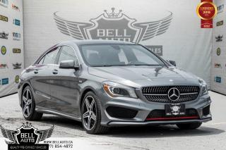 Used 2015 Mercedes-Benz CLA-Class CLA 250, SPORT PKG, NAVI, PANO ROOF, BLIND SPOT, SENSORS for sale in Toronto, ON