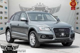Used 2014 Audi Q5 2.0L Komfort, PWR SEATS, BLUETOOTH, A/C, LEATHER, HEATED SEATS for sale in Toronto, ON