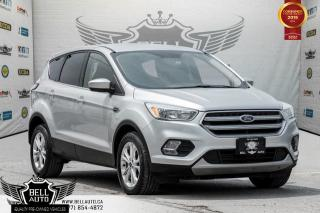 Used 2017 Ford Escape SE, BACK-UP CAM, BLUETOOTH, A/C, HEATED SEAT, VOICE CMND for sale in Toronto, ON