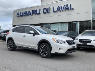 Used 2015 Subaru XV Crosstrek 2.0i Limited EyeSight ** Cuir Toit Navig for sale in Laval, QC