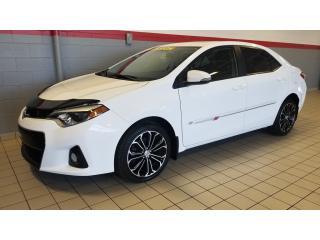 Used 2014 Toyota Corolla S for sale in Terrebonne, QC