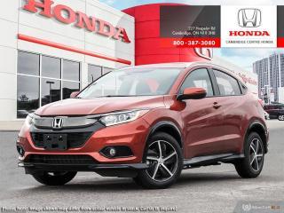 New 2019 Honda HR-V Sport SPORT for sale in Cambridge, ON