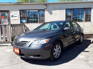 Used 2008 Toyota Camry LE,CERTIFIED for sale in Oshawa, ON