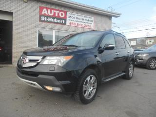 Used 2009 Acura MDX for sale in St-Hubert, QC