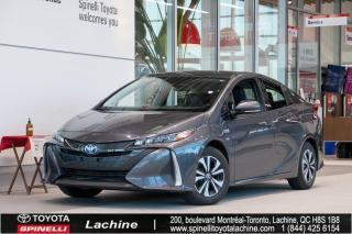 Used 2018 Toyota Prius Prime Upgrade for sale in Lachine, QC