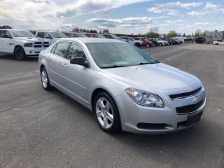 Used 2011 Chevrolet Malibu LS for sale in Lévis, QC