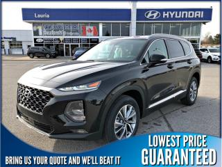 Used 2019 Hyundai Santa Fe 2.4L AWD Preferred w/Dark Chrome Accents for sale in Port Hope, ON