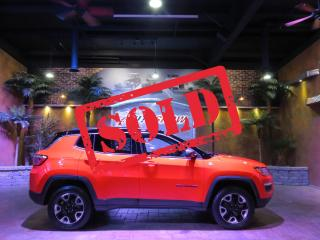 Used 2018 Jeep Compass Trailhawk 4WD - Nav, R.Start, Htd Steering & Lthr!! for sale in Winnipeg, MB