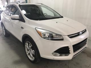 Used 2014 Ford Escape Titanium for sale in Winnipeg, MB