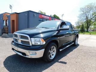 Used 2012 RAM 1500 Laramie|LEATHER|SUNROOF|NAVI|BACKUP CAMERA for sale in St. Thomas, ON