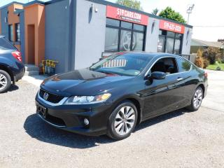 Used 2014 Honda Accord EX COUPE|BLUETOOTH|SUNROOF|AUX/USB for sale in St. Thomas, ON