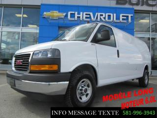 Used 2018 Chevrolet Express Moteur 6.0l, Longue for sale in Ste-Marie, QC