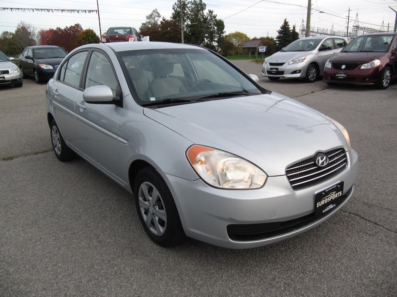 2010 Hyundai Accent