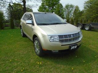 Used 2010 Lincoln MKX for sale in Durham, ON
