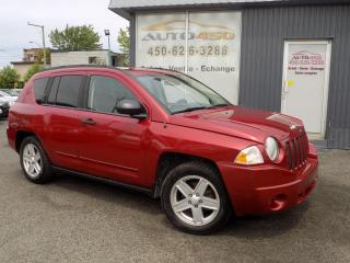 Used 2008 Jeep Compass ***AUTOMATIQUE,AIR CLIM*** for sale in Longueuil, QC