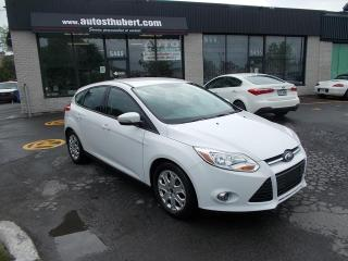 Used 2012 Ford Focus SE ** 70 000 KM CERTIFIÉ ** for sale in St-Hubert, QC