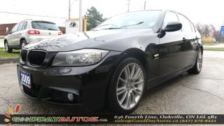 Used 2009 BMW 3 Series 335i xDrive |LEATHER SEATS|SUNROOF|NAVIGATION for sale in Oakville, ON