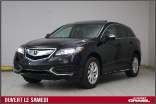 Used 2017 Acura RDX Premium Cert. Acura for sale in Montréal, QC